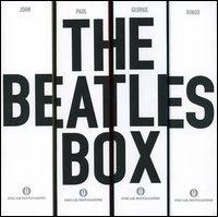 The Beatles box: John Lennon Paul McCartney George Harrison Ringo ..