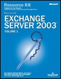 Microsoft Exchange Server 2003. Resource Kit. Con CD ROM