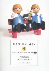 Image of Men on men. Antologia di racconti gay. Vol. 4