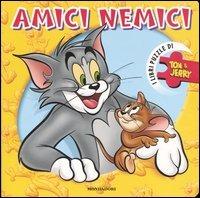 (NUOVO o USATO) Tom & Jerry. Amici nemici. Libro puzzle