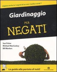 Image of Giardinaggio per negati