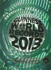 Guinness World Records 2013  Libro - Libraccio.it