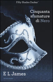 Cinquanta sfumature di nero  - E. L. James Libro - Libraccio.it