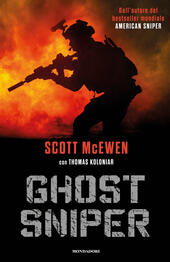 Ghost sniper  - Scott McEwen, Thomas Koloniar Libro - Libraccio.it
