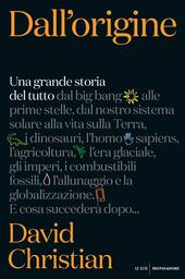 Dall'origine. Una grande storia del tutto  - David Christian Libro - Libraccio.it