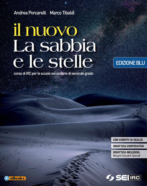 Il nuovo la sabbia e le stelle ediz blu con e book con for Nuovo arredo andria catalogo