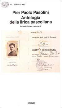Image of Antologia della lirica pascoliana