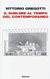 Il sublime al tempo del contemporaneo