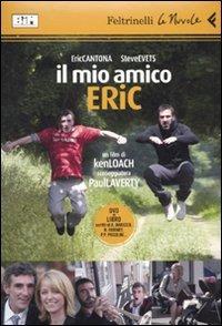 Image of (NUOVO o USATO) Il mio amico Eric. DVD. Con libro