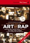 The art of rap. DVD. Con libro
