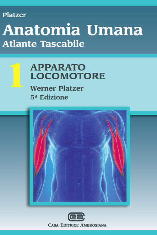 Atlante tascabile di anatomia umana. Vol. 1: Apparato locomotore.