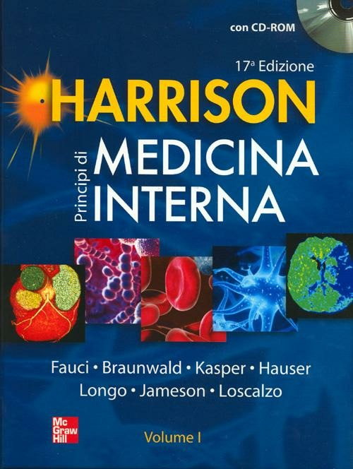 Harrison. Principi di medicina interna. Con CD ROM