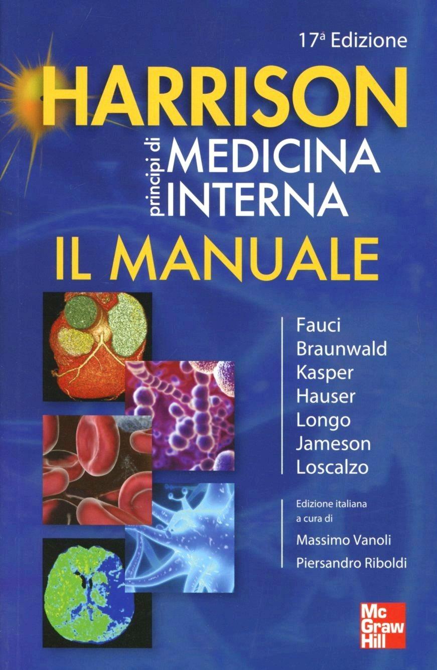 Harrison. Principi di medicina interna. Il manuale