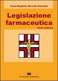 Legislazione farmaceutica