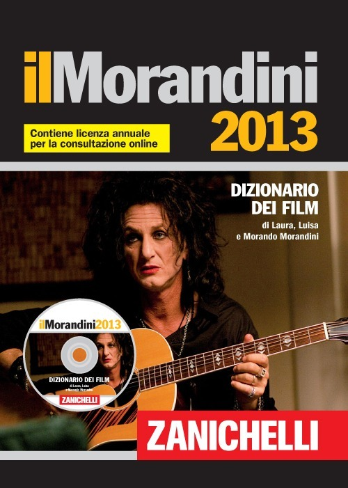 (NUOVO o USATO) Il Morandini 2013. Dizionario dei film. Con aggior..