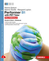 Performer B1. PET tutor. Con espansione online. Vol. 2