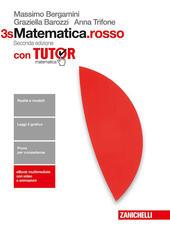 3sMatematica.Rosso con tutor seconda edizione