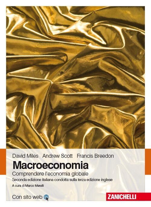 Macroeconomia Con Contenuto Digitale Fornito Elettronicamente