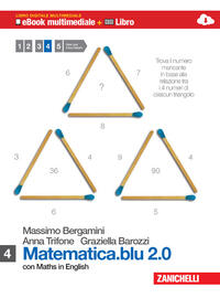 Matematica.blu 2.0. Con e-book. Con espansione online. Vol. 4