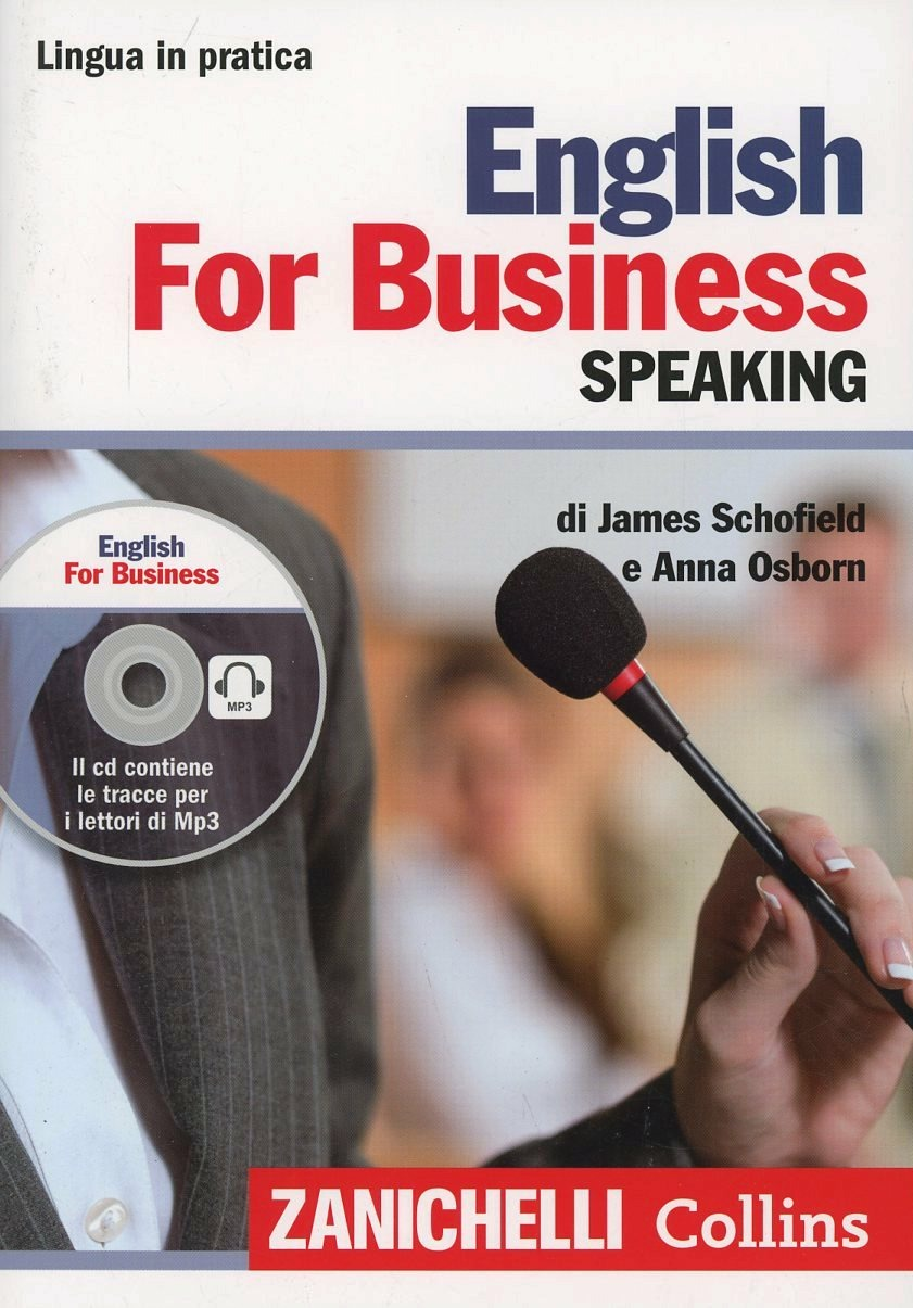 English for business. Speaking. Con CD Audio formato MP3