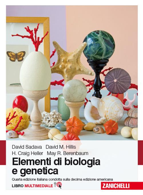 Elementi di biologia e genetica. Con Contenuto digitale (fornito e..