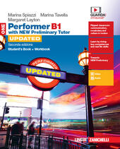 Performer B1. Updated with new preliminary tutor. Student's book-Workbook. Con espansione online. Vol. 1