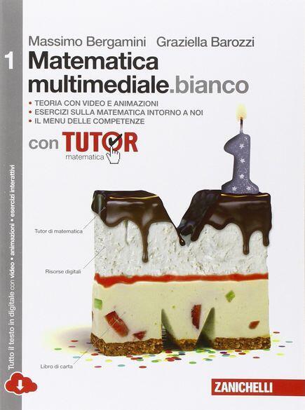 Nuova matematica a colori. Con prove INVALSI-Quaderno di recupero. Ediz. azzurra.