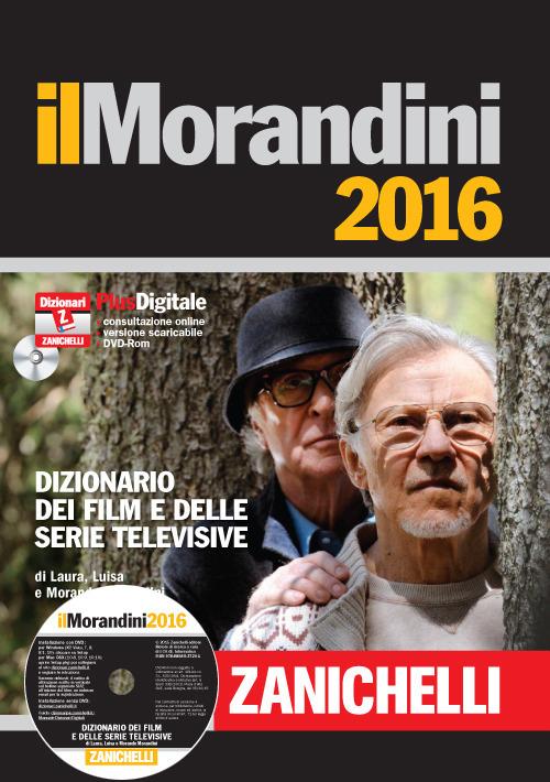(NUOVO o USATO) Il Morandini 2016. Dizionario dei film. Con DVD ROM