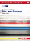 Mind your business. student's book-Workbook. Multimediale. Con e-book. Con espansione online