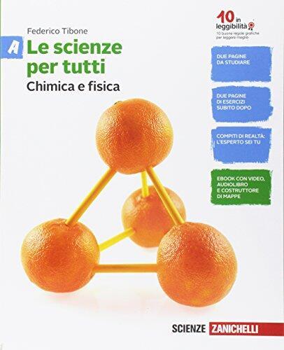 elementi di chimica fisica con contenuto digitale fornito elettronicamente