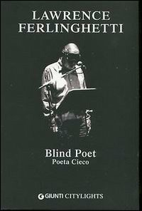Blind poet Poeta cieco