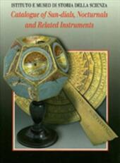 Catalogue of sundials, nocturnals and related instruments