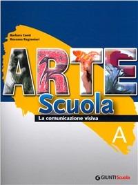 (NUOVO o USATO) Arte scuola. Vol. A B C: La comunicazione visiva L..