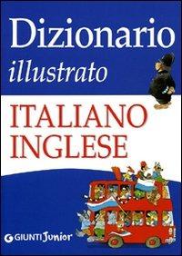 (NUOVO o USATO) Dizionario illustrato italiano inglese