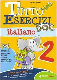 Tutto esercizi DOC. Italiano. Per la Scuola elementare. Vol. 2
