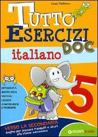 Tutto esercizi DOC. Italiano. Per la Scuola elementare. Vol. 5