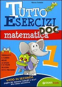 Tutto esercizi DOC. Matematica. Per la Scuola elementare. Vol. 1