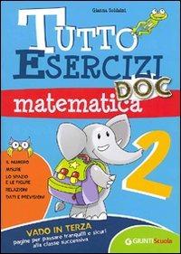 Tutto esercizi DOC. Matematica. Per la Scuola elementare. Vol. 2