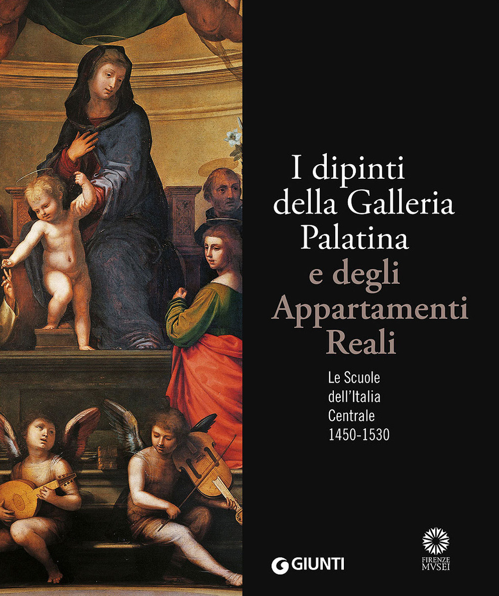 I dipinti della Galleria Palatina e degli Appartamenti Reali. Le S..