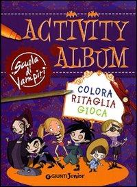 (NUOVO o USATO) Activity album. Scuola di vampiri