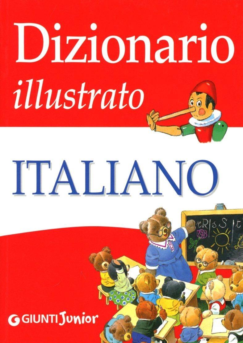 (NUOVO o USATO) Dizionario italiano illustrato