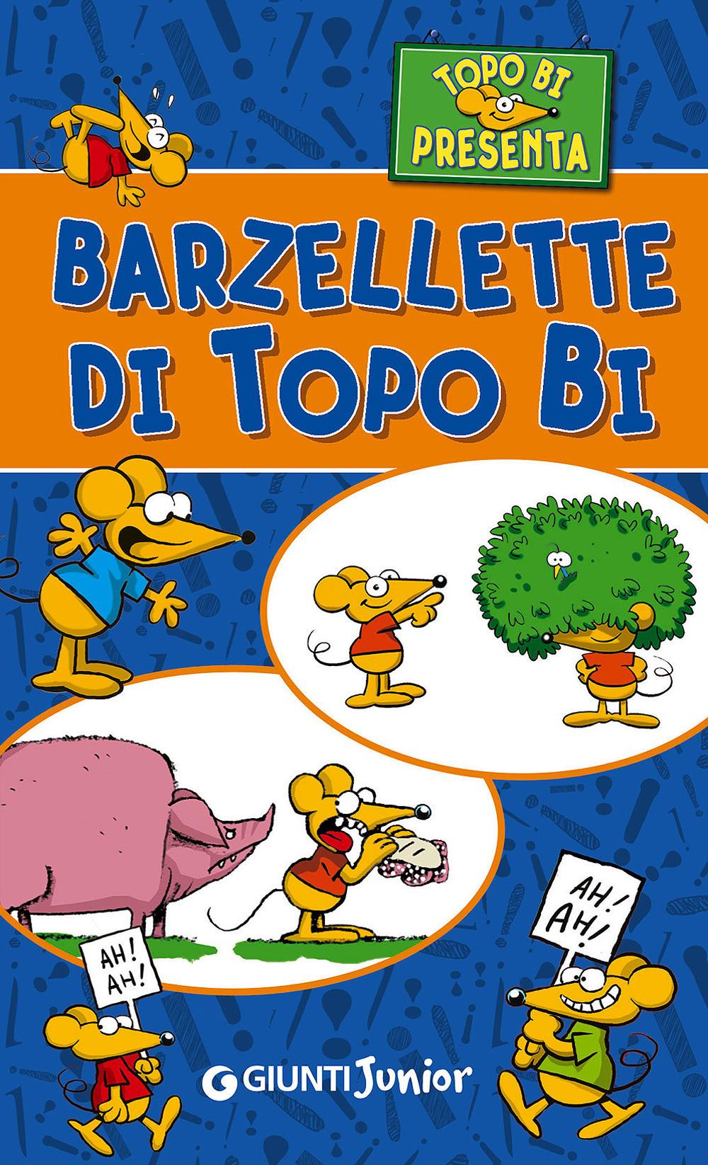 Barzellette di Topo Bi