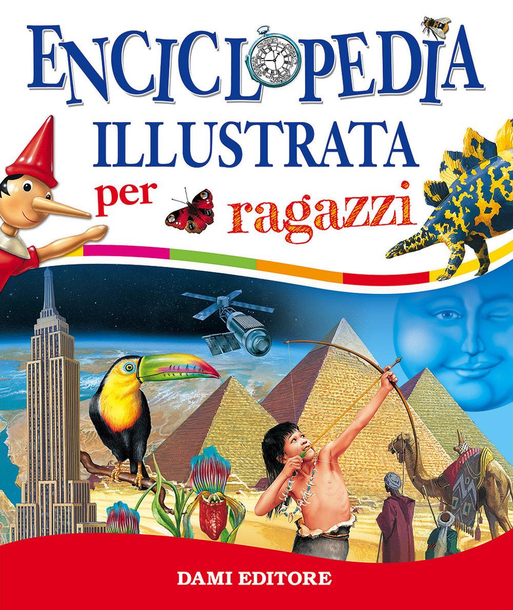 Enciclopedia illustrata per ragazzi