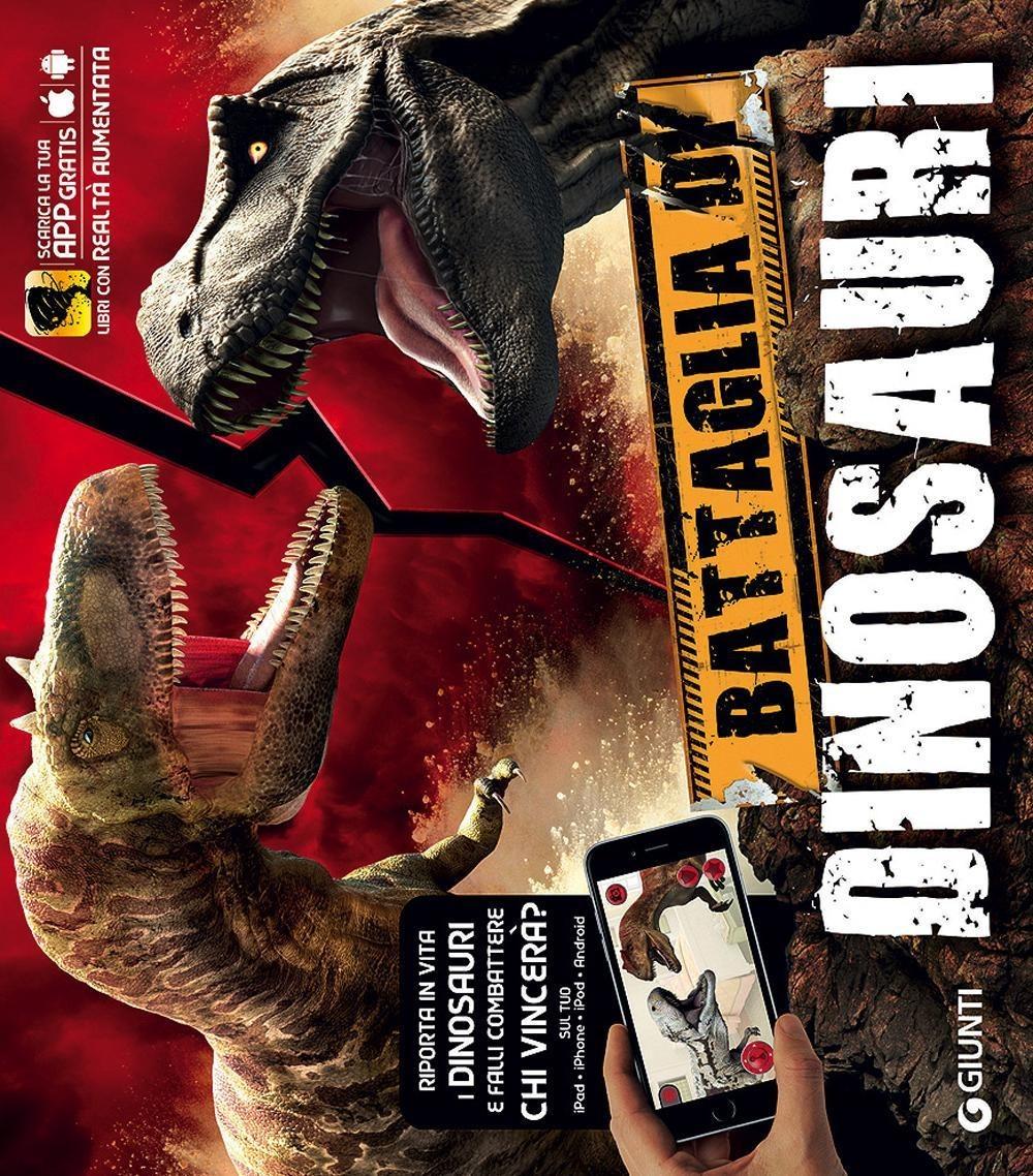Battaglia di dinosauri. Con App gratis