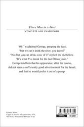 Three men in a boat  - Jerome K. Jerome Libro - Libraccio.it