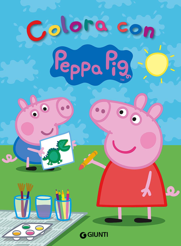 Colora con Peppa Pig