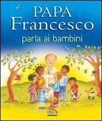 Image of Papa Francesco parla ai bambini