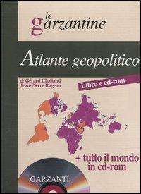 (NUOVO o USATO) Atlante geopolitico. Con CD ROM