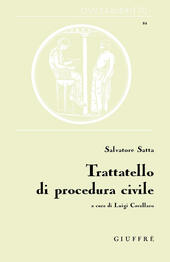 Trattatello di procedura civile  - Salvatore Satta Libro - Libraccio.it
