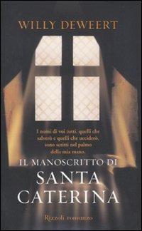 Image of Il manoscritto di Santa Caterina